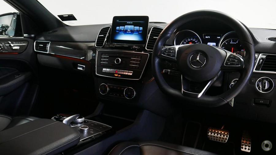 2018 Mercedes-AMG GLE 43 Coupe
