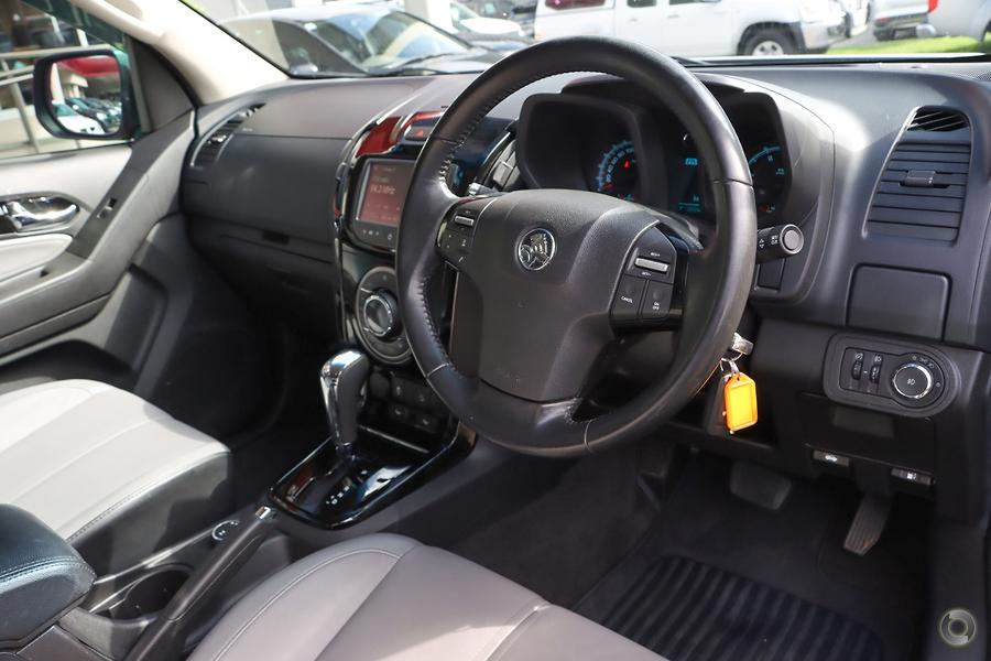 2016 Holden Colorado 7 LTZ RG