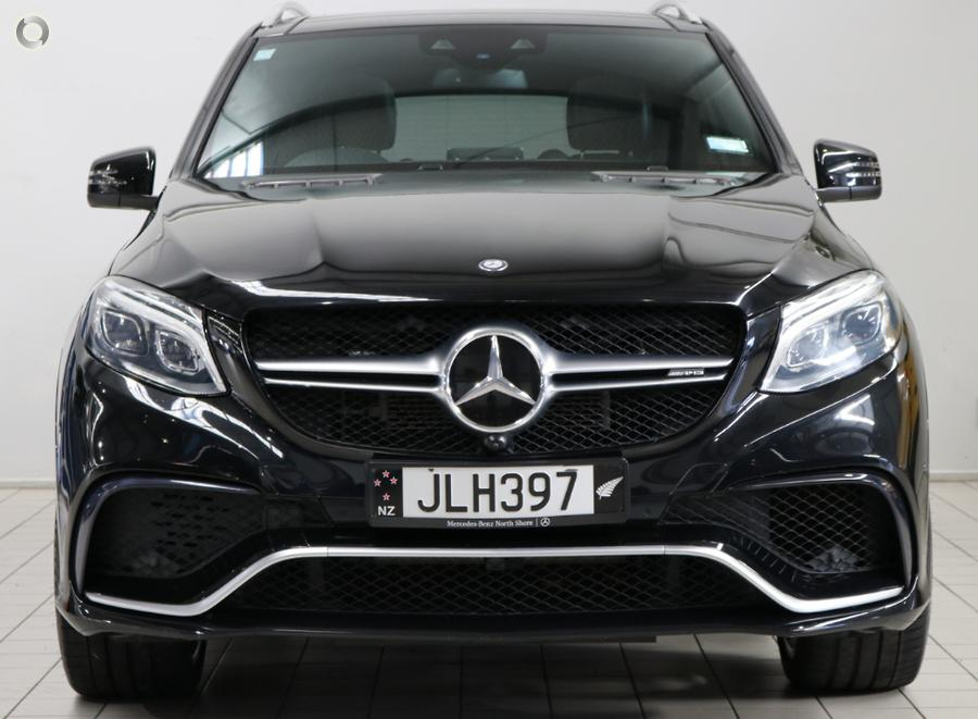 2015 Mercedes-Benz GLE 63 Wagon