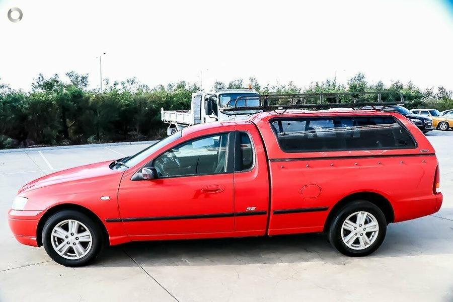 2004 Ford Falcon Ute SE XL BA