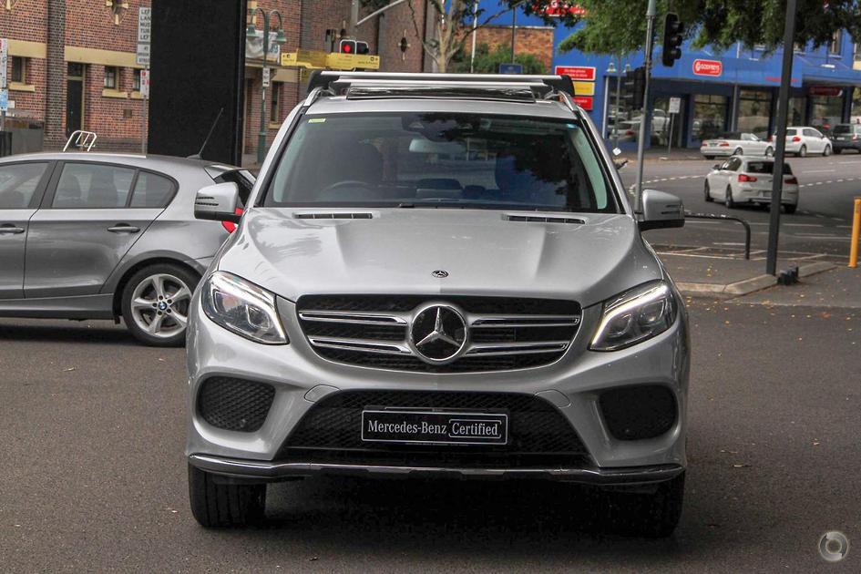 2017 Mercedes-Benz GLE 250 D Wagon