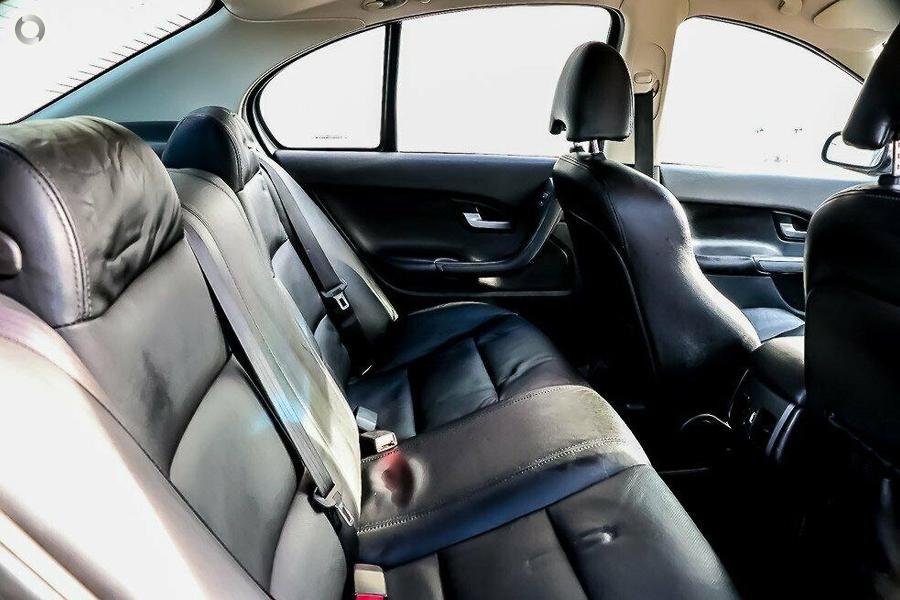 2003 Ford Falcon XR6 BA