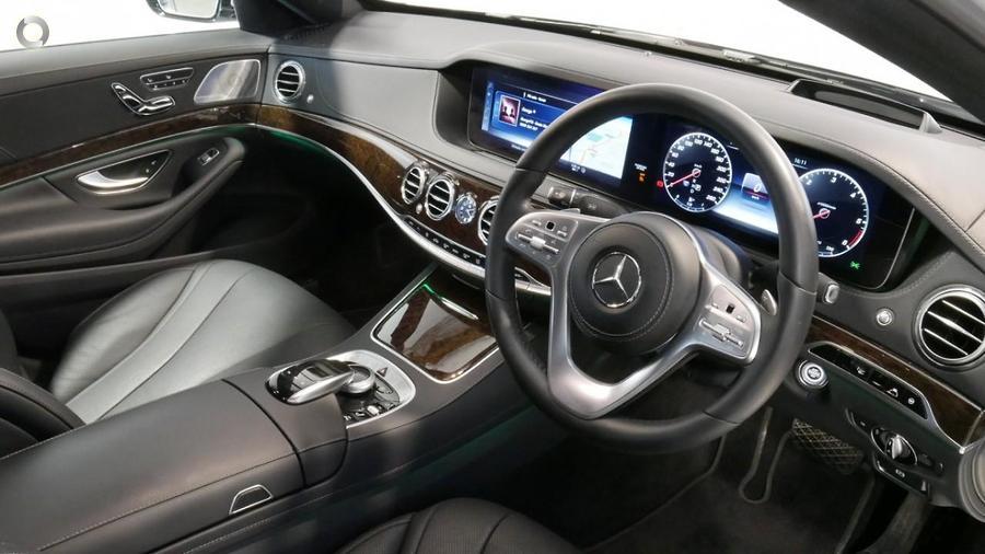 2017 Mercedes-Benz S 350 Sedan