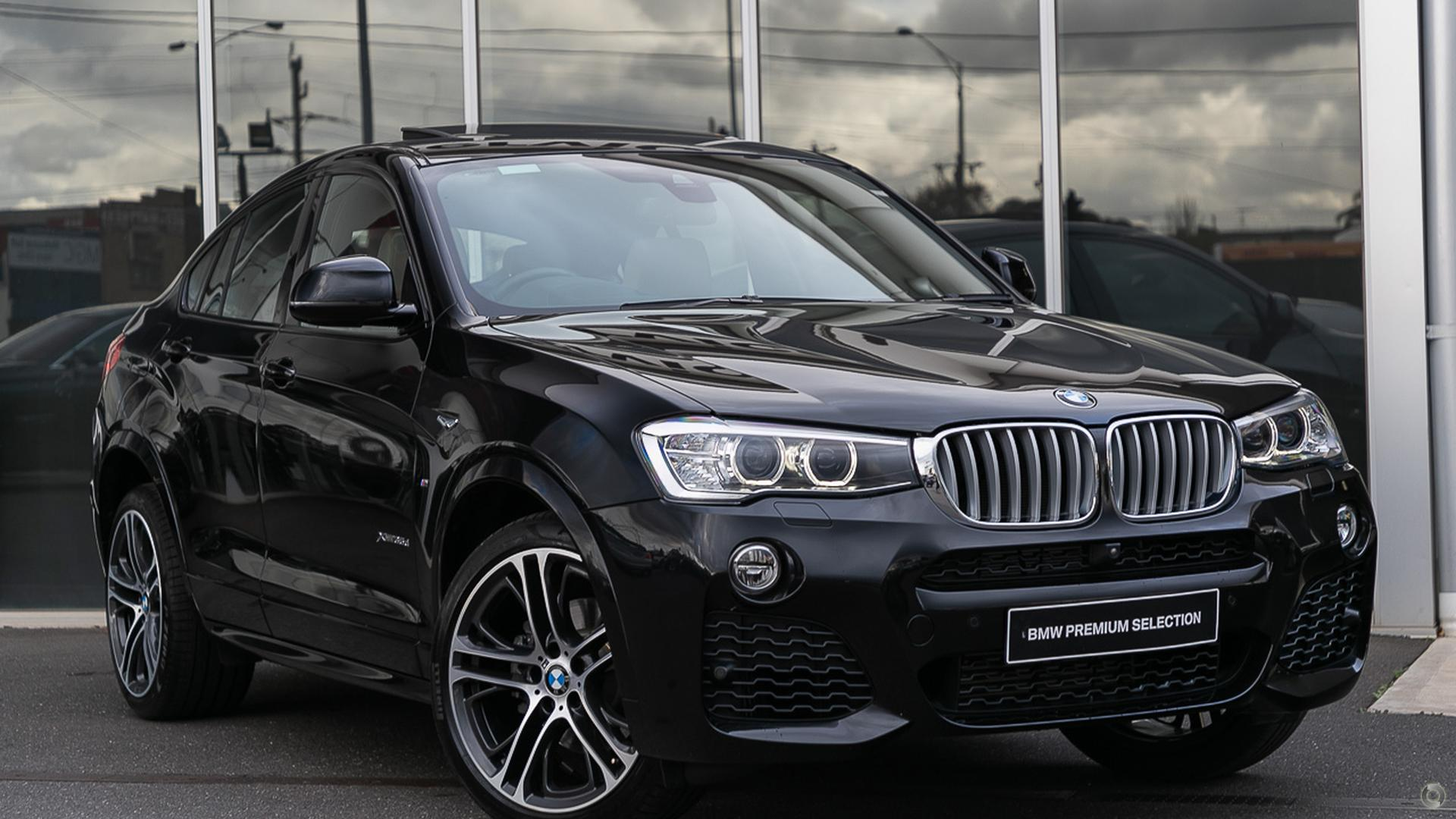 2017 BMW X4 xDrive35d