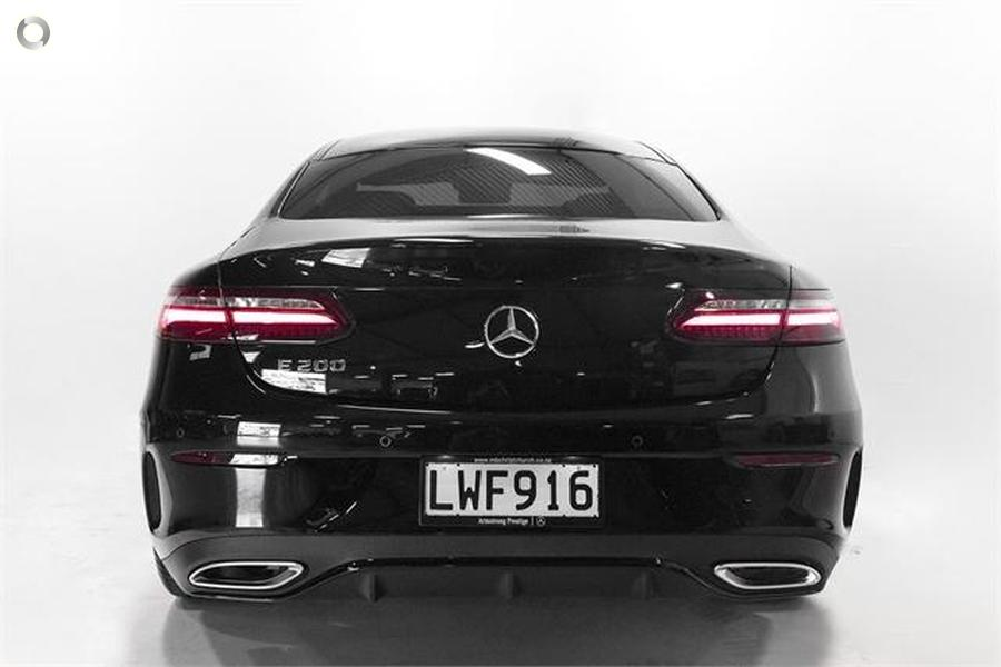 2019 Mercedes-Benz E 200 Coupe