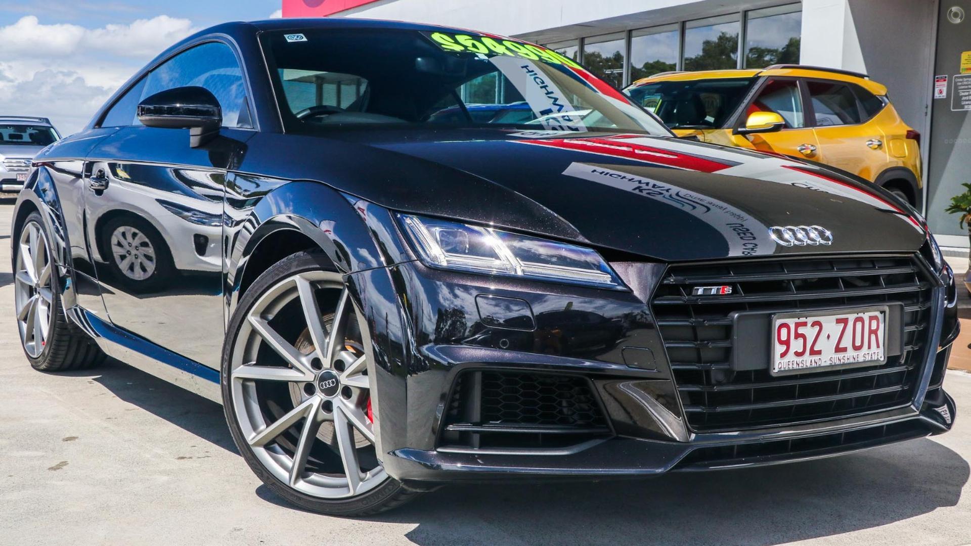 2015 Audi TTS  FV