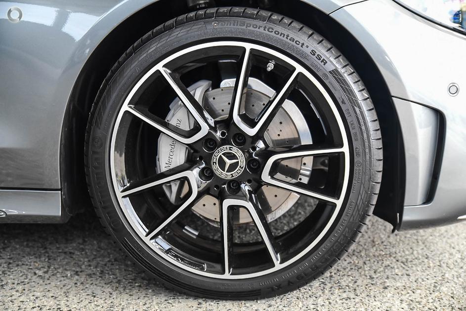 2019 Mercedes-Benz C 220 D Sedan