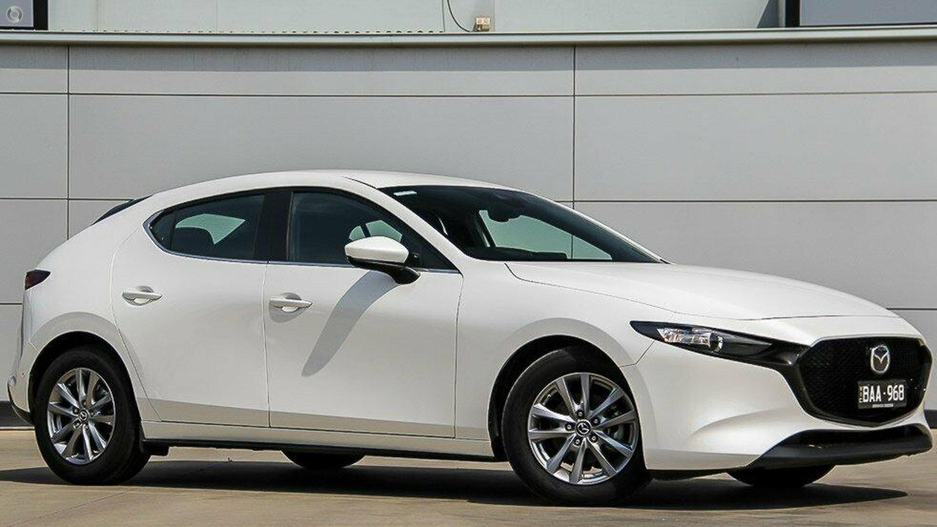 2019 Mazda 3 G20 Pure BP Series