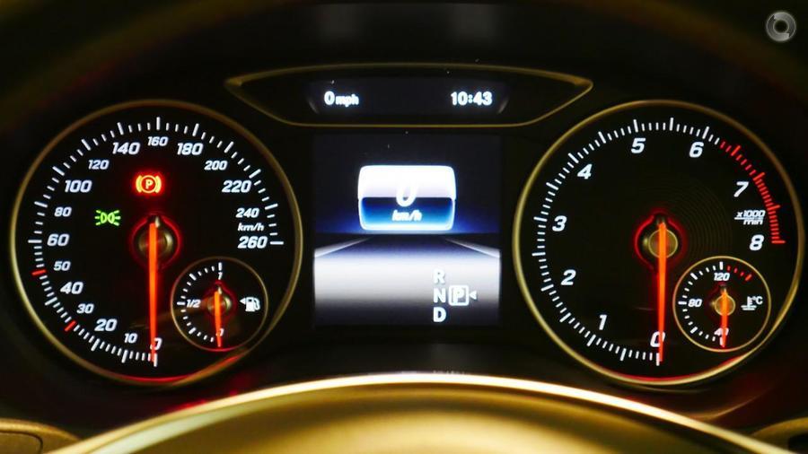 2016 Mercedes-Benz B 250 Hatch