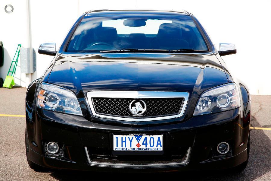 2011 Holden Caprice V WM Series II