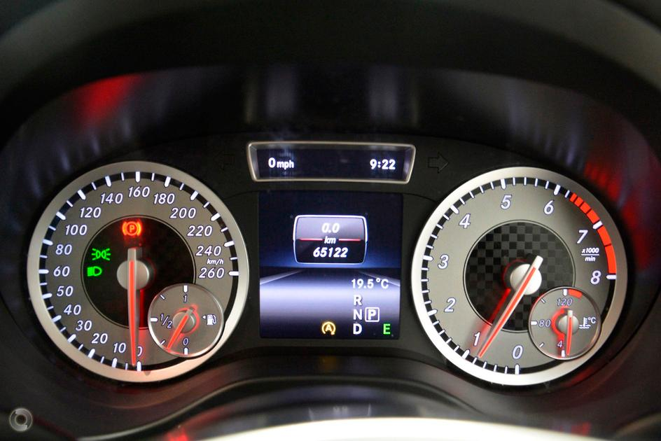 2015 Mercedes-Benz A 250 Hatch