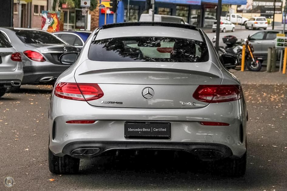 2017 Mercedes-Benz C 43 AMG Coupe