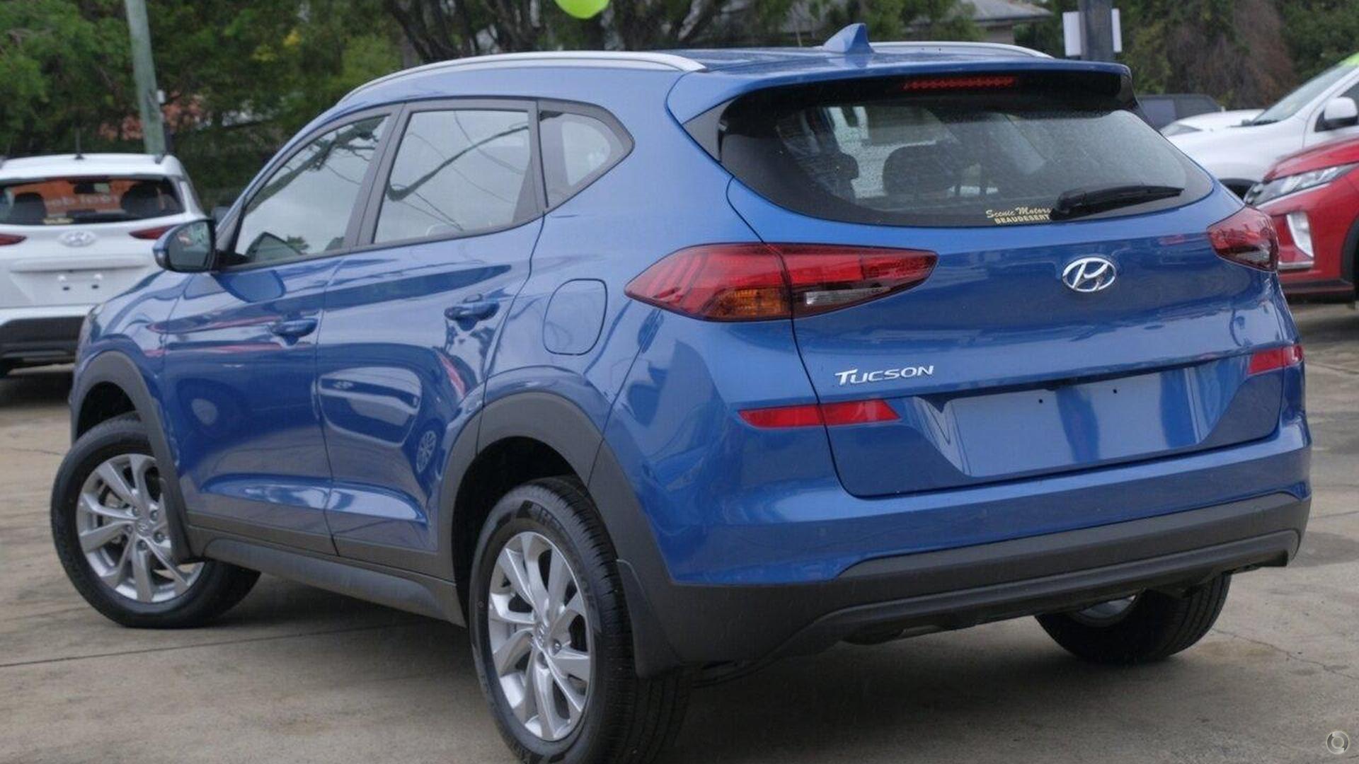 2019 Hyundai Tucson Active X TL3