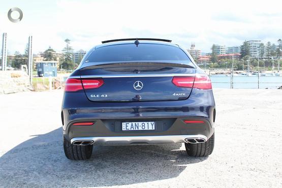 2016 Mercedes-Benz GLE 450 AMG