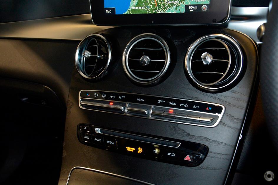 2019 Mercedes-Benz GLC 350 D Wagon