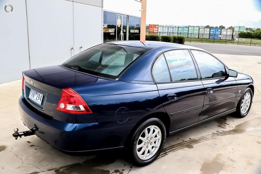 2003 Holden Commodore Equipe VY