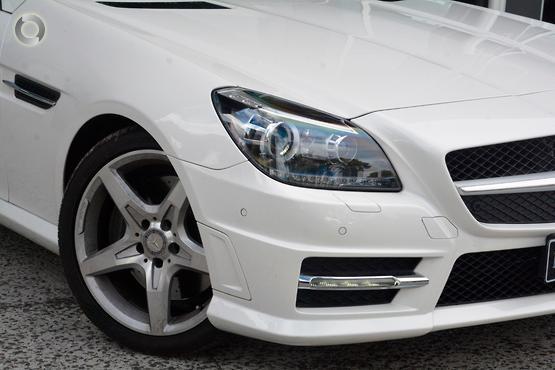 2014 Mercedes-Benz SLK 350