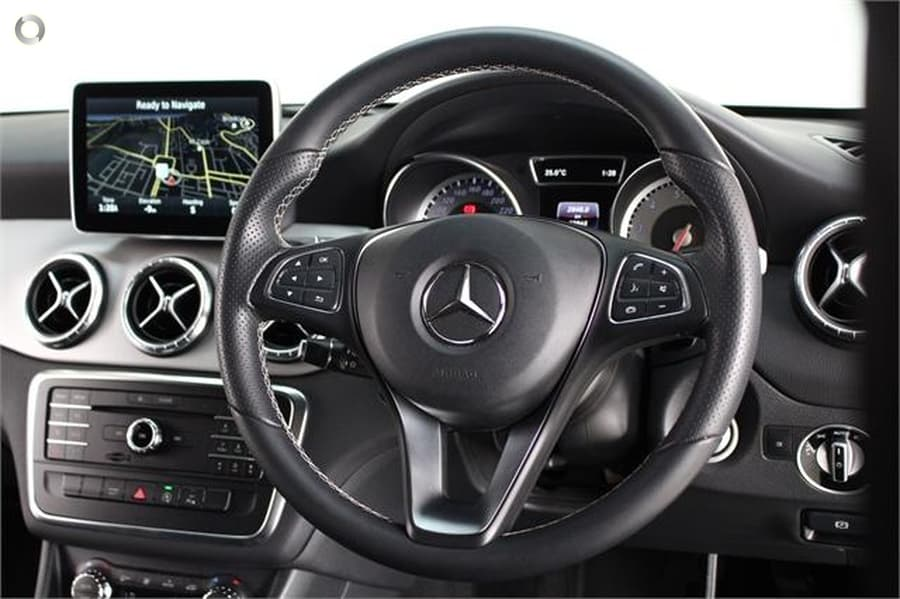 2014 Mercedes-Benz CLA 200 Coupe