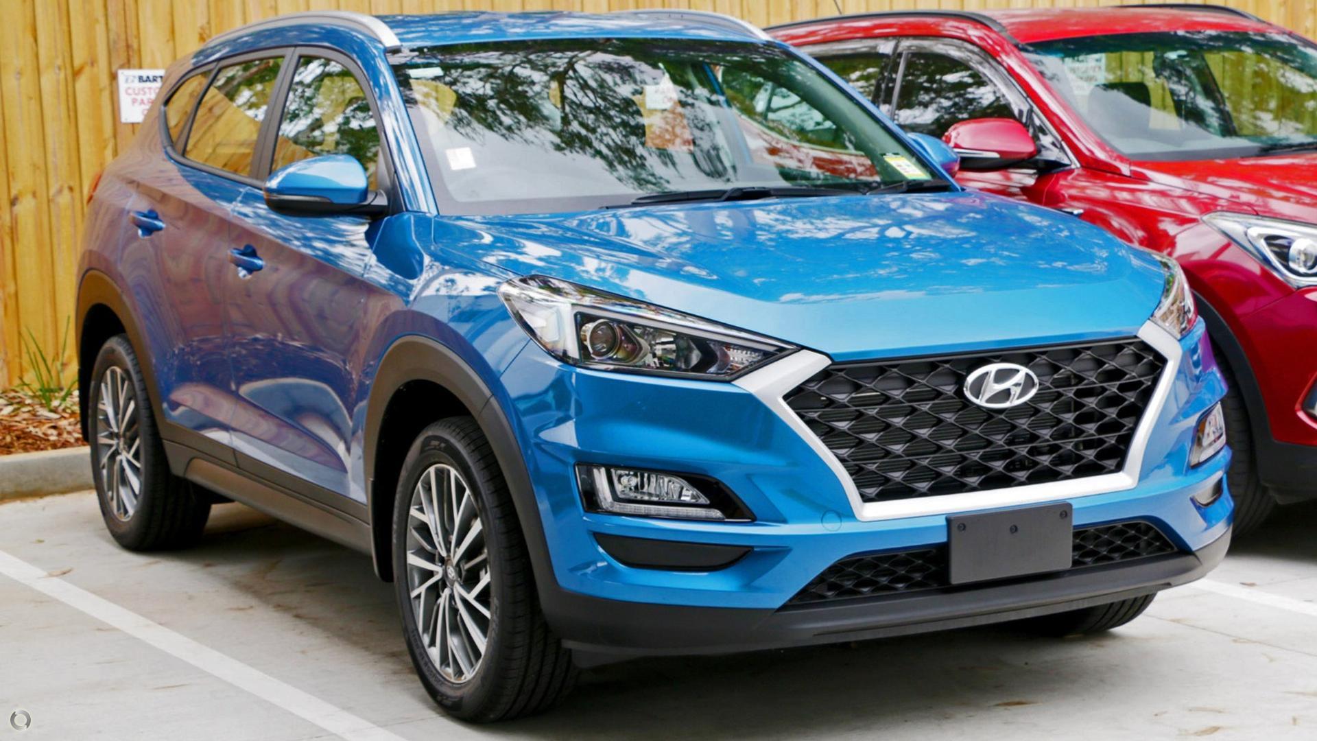 2019 Hyundai Tucson TL4