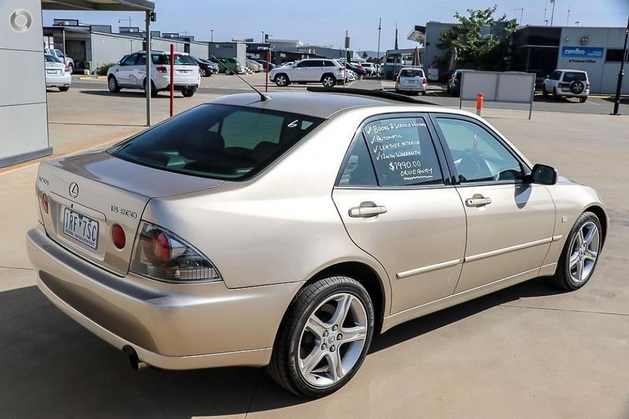 2005 Lexus Is IS200 Sports Luxury GXE10R