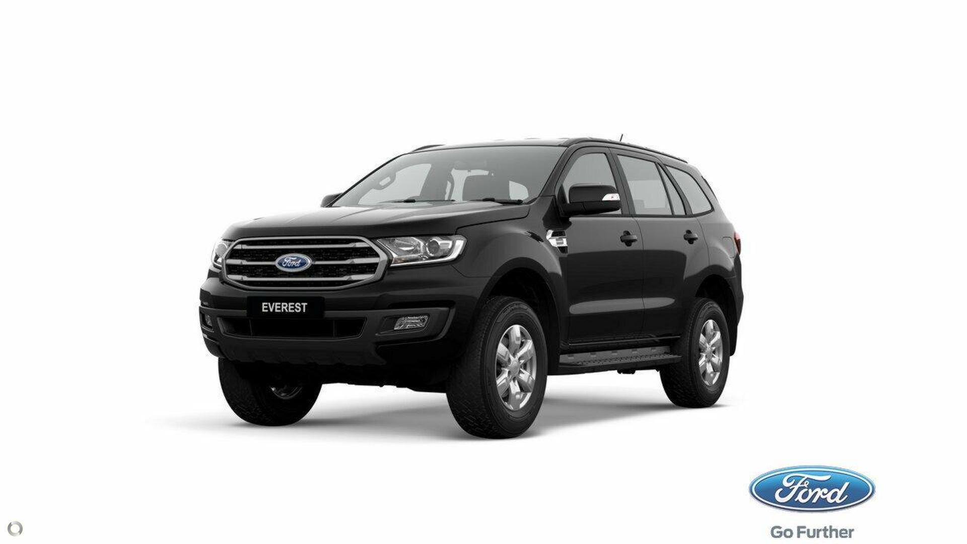 2019 Ford Everest Ambiente UA II