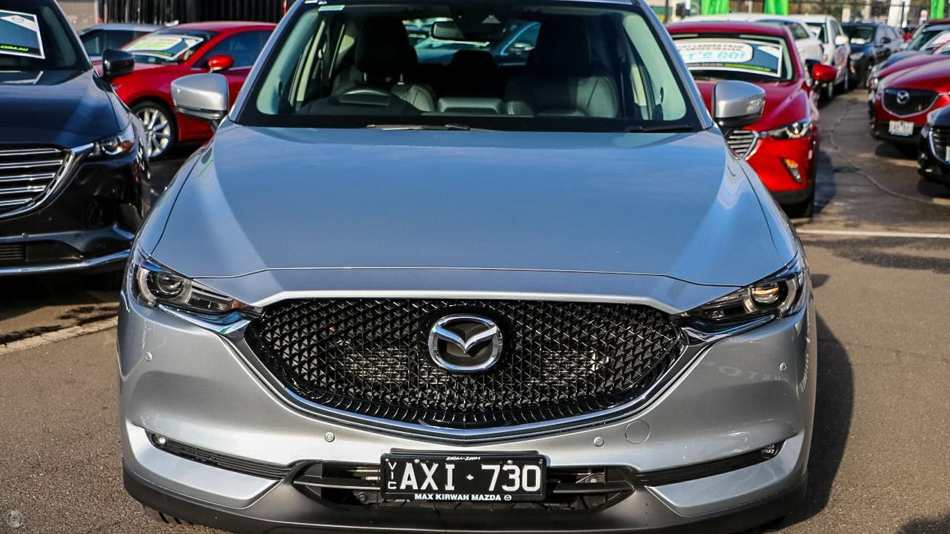 2018 Mazda Cx-5 GT KF Series
