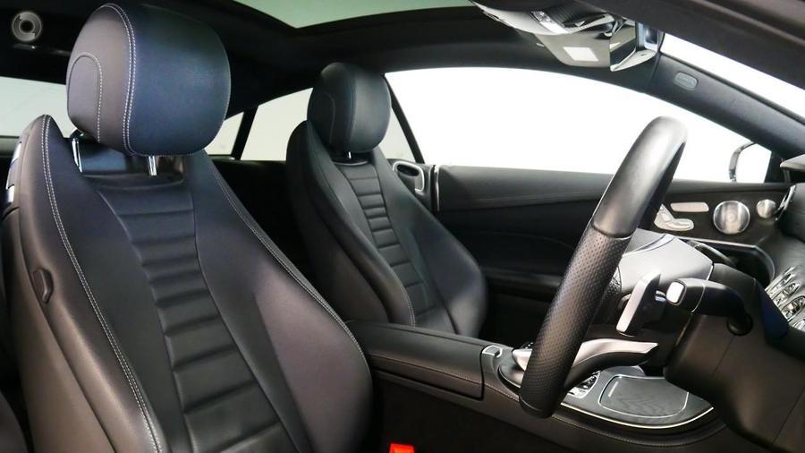 2017 Mercedes-Benz E 200 Coupe
