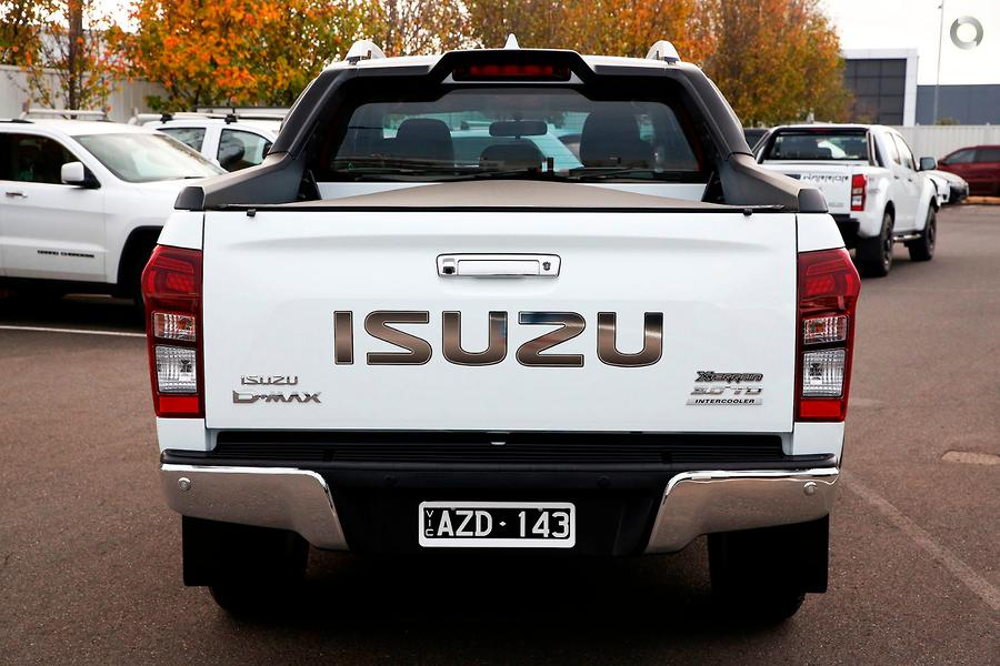 2018 Isuzu D-MAX LS-T High Ride (No Series)