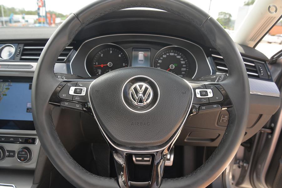 2018 Volkswagen Passat 140TDI Alltrack B8