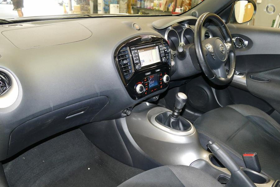 2014 Nissan Juke ST-S F15