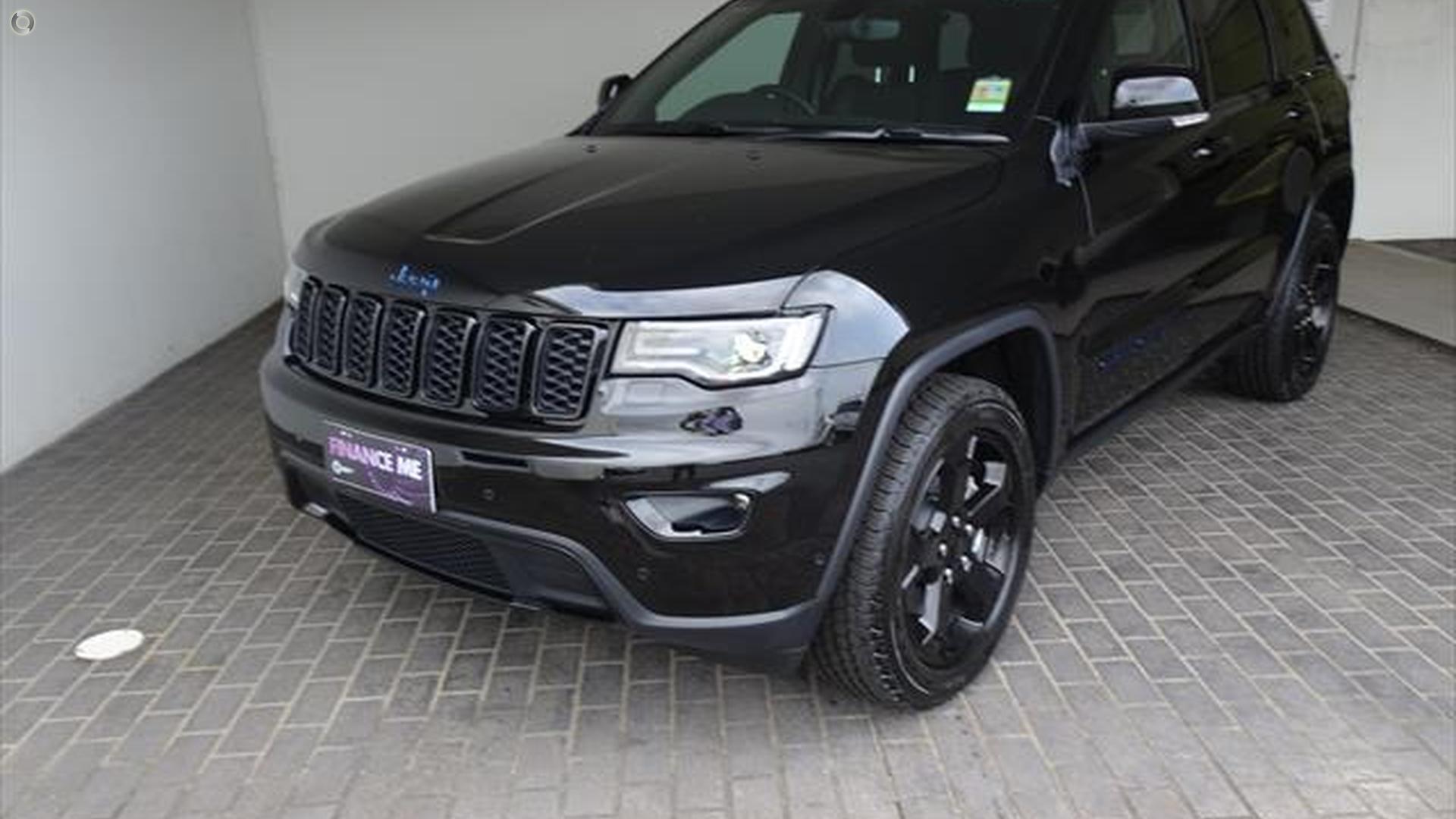2019 Jeep Grand Cherokee WK