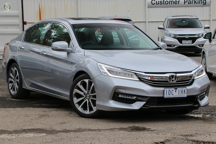 2018 Honda Accord VTi-L 9th Gen