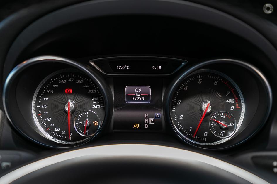 2017 Mercedes-Benz GLA 250 Wagon