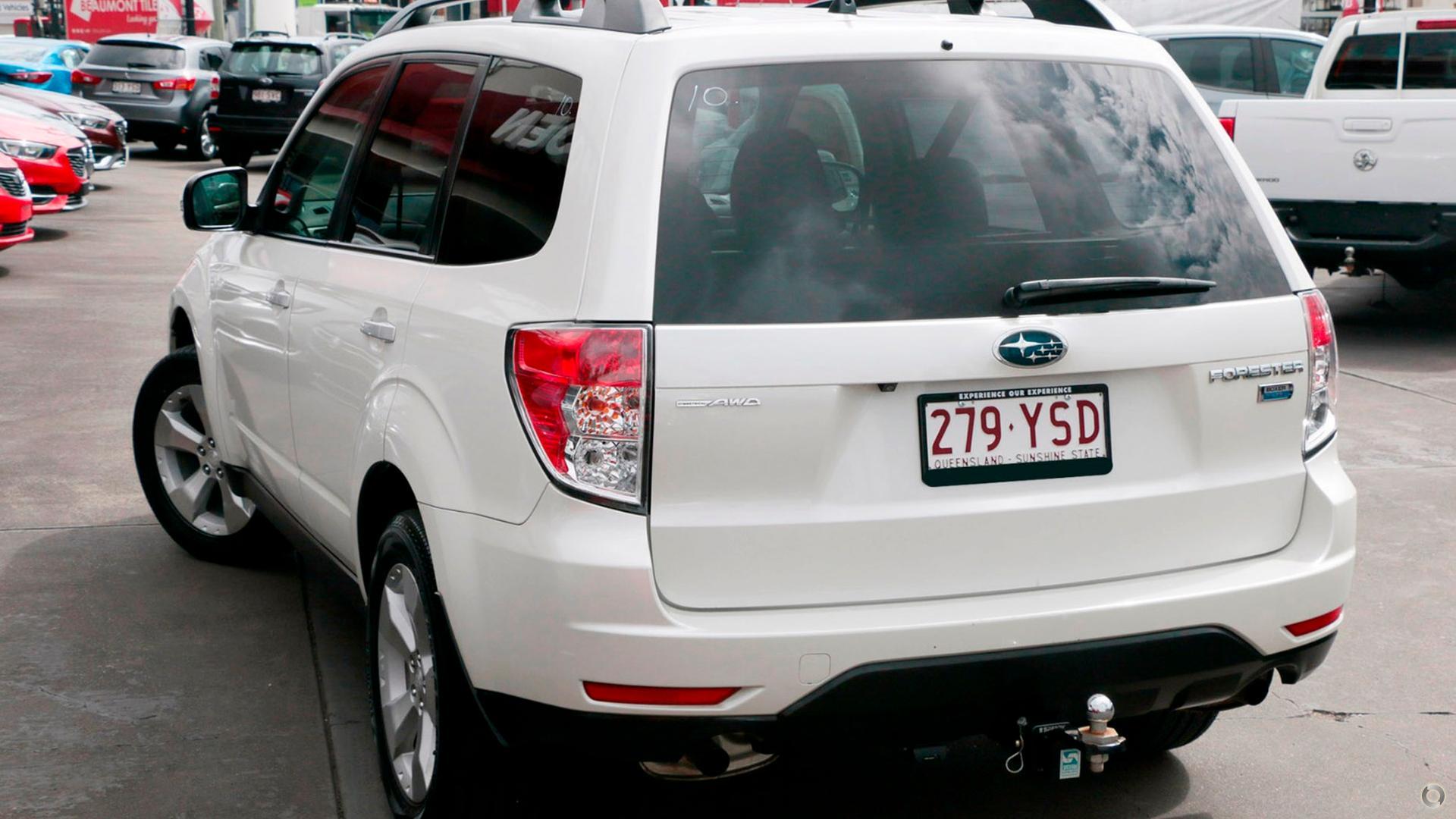 2011 Subaru Forester 2.0D Premium S3