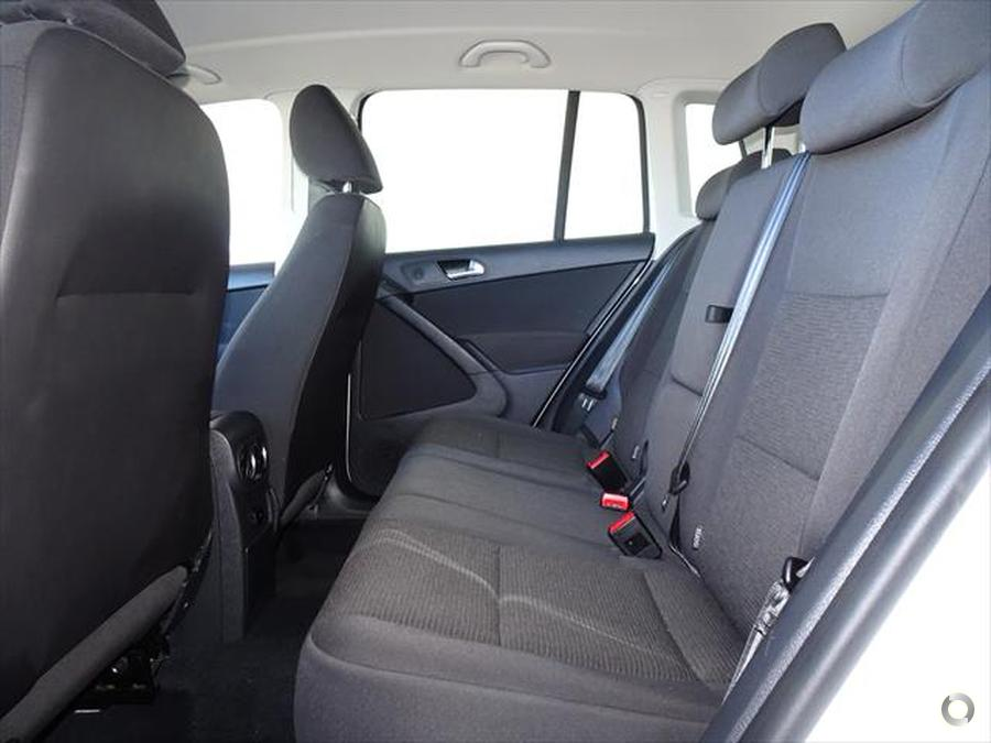 2014 Volkswagen Tiguan 118TSI 5N