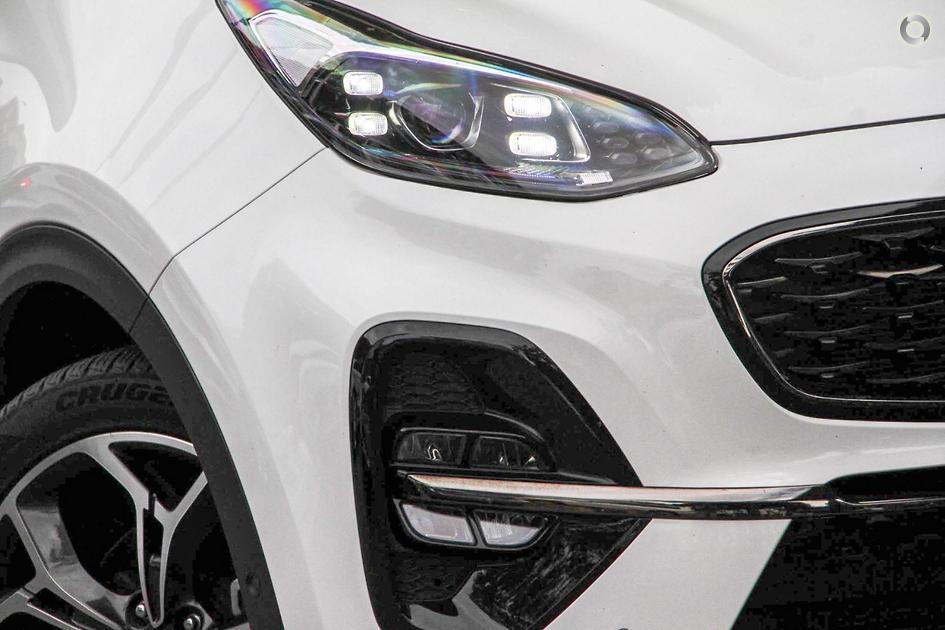 2018 Kia SPORTAGE Suv GT-Line