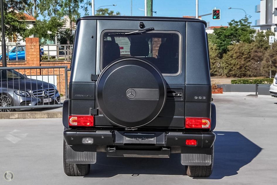 2017 Mercedes-Benz G 63 Wagon