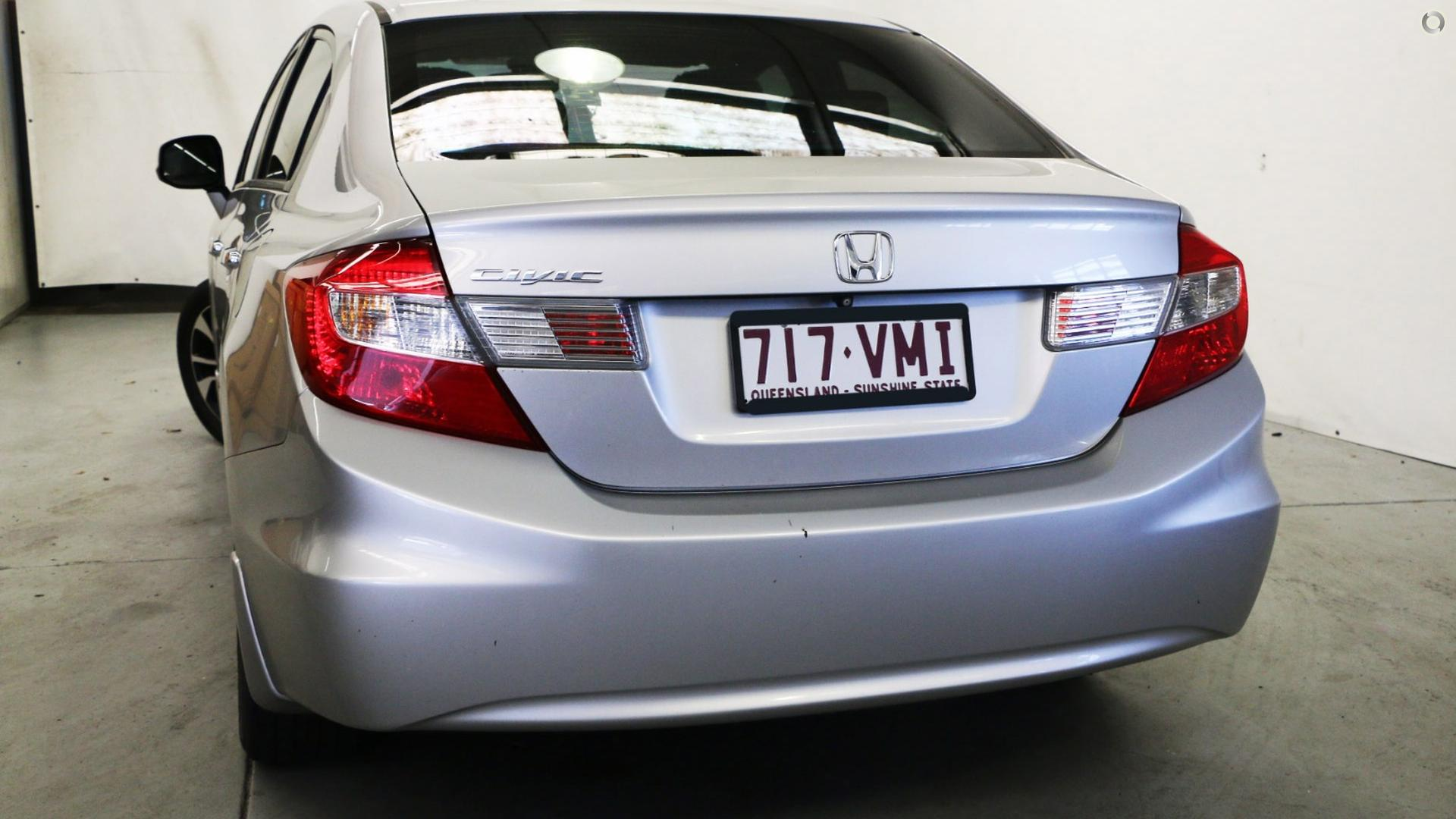 2015 Honda Civic VTi-S 9th Gen Ser II