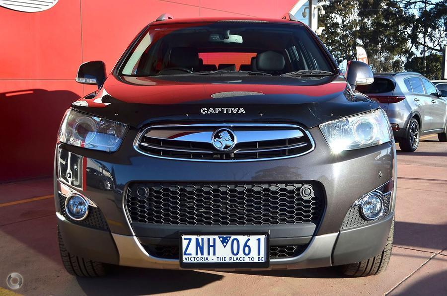 2012 Holden Captiva 7 LX CG Series II - Dandenong Kia