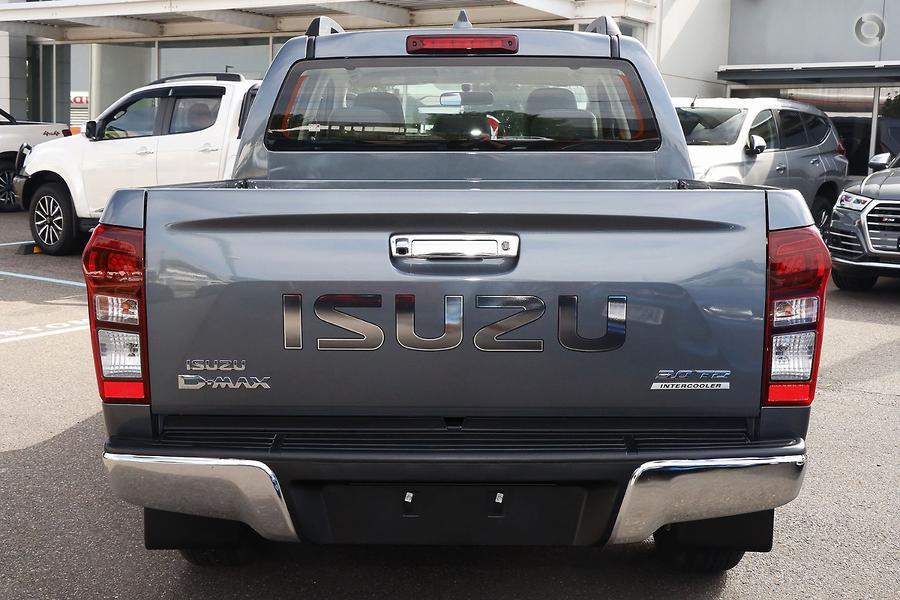 2019 Isuzu D-MAX LS-T High Ride