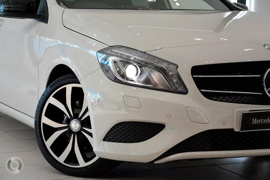 2015 Mercedes-Benz A 200