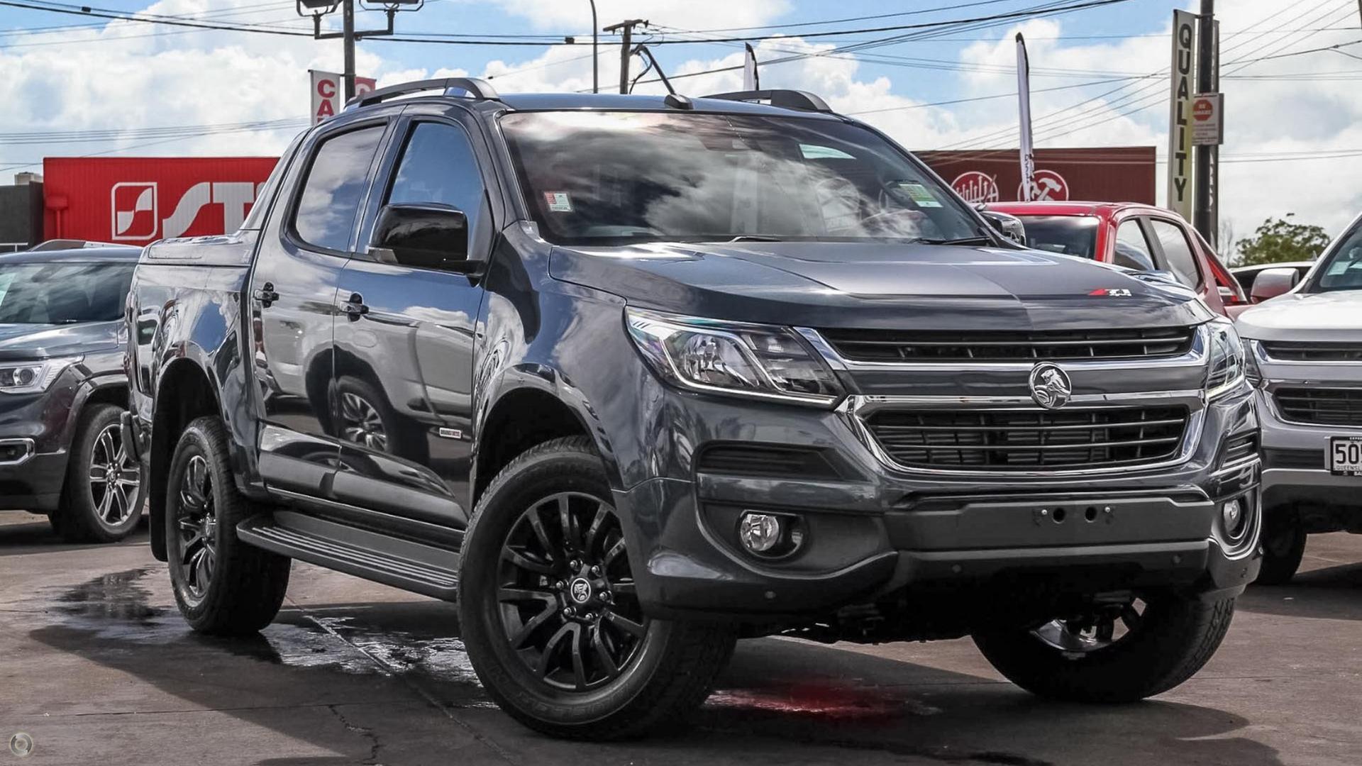 2019 Holden Colorado RG