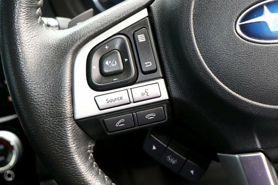 2018 Subaru Forester 2.5i-L S4