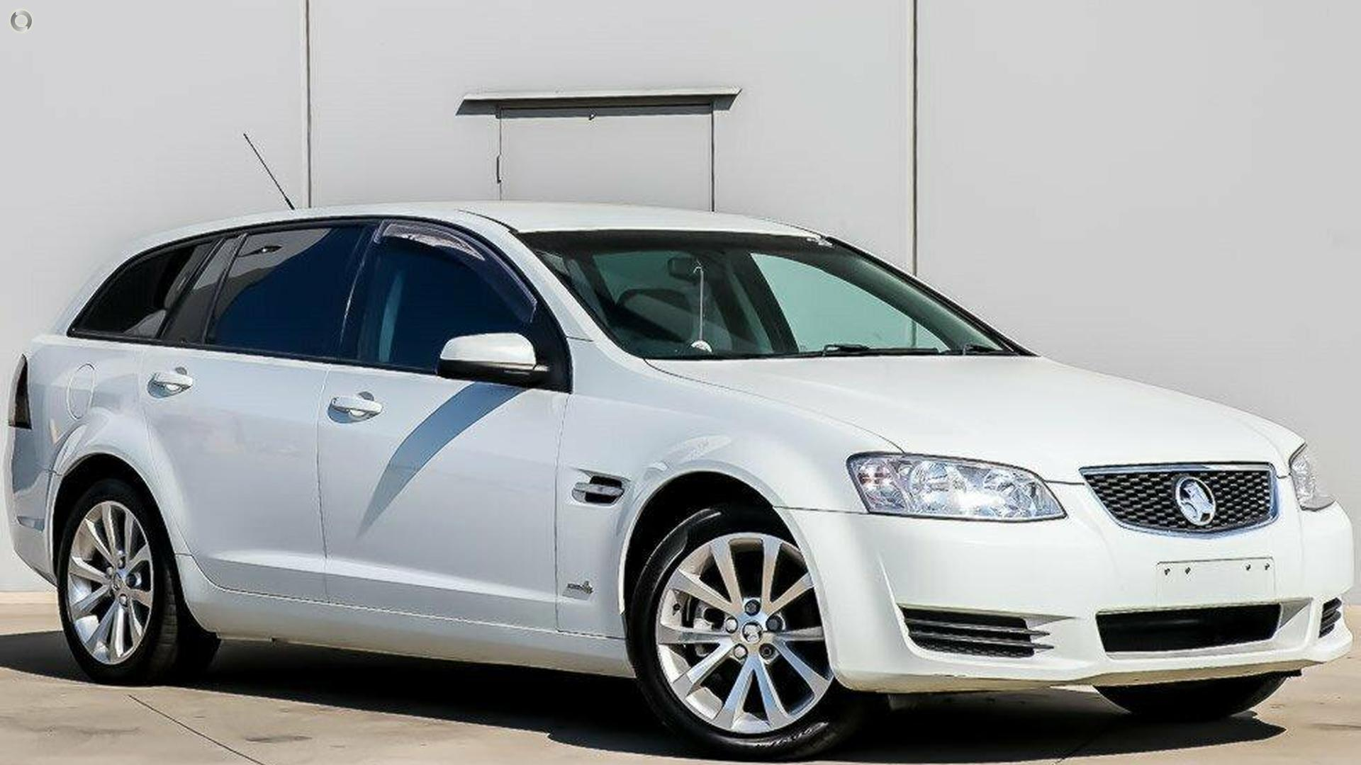 2011 Holden Commodore Omega VE Series II