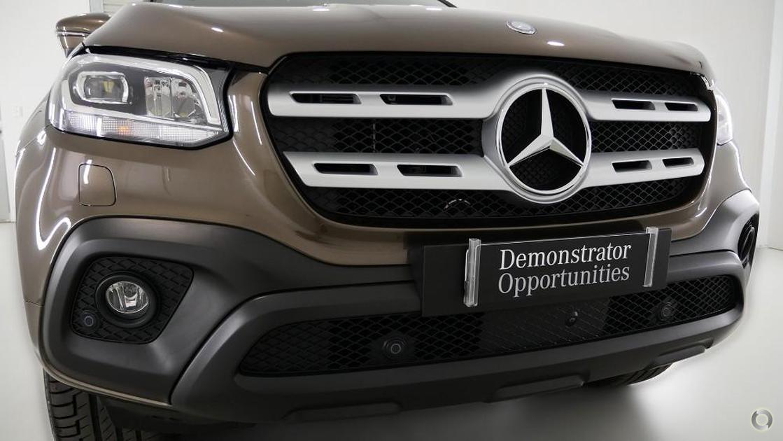 2017 Mercedes-Benz X-CLASS Utility