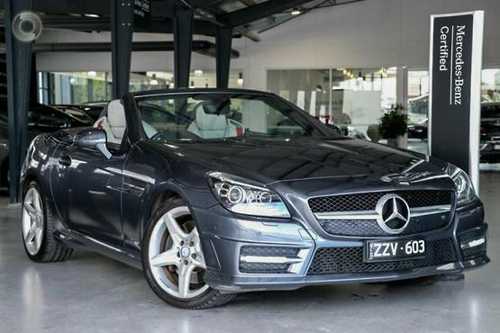 2011 Mercedes-Benz SLK 200 BLUEEFFICIENCY