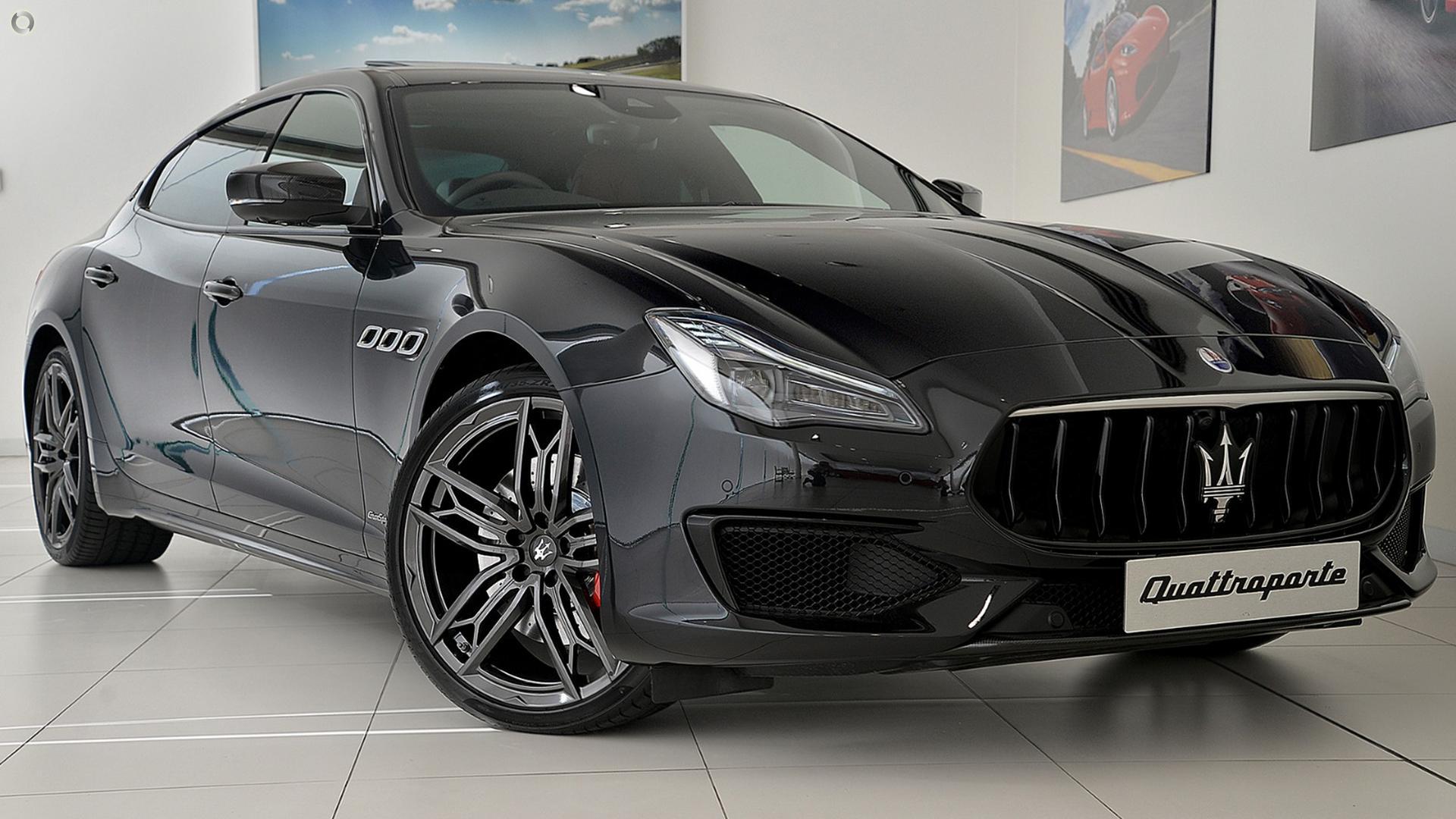 2019 Maserati Quattroporte GranSport M156