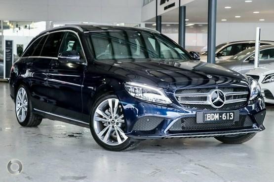 2019 Mercedes-Benz C 200
