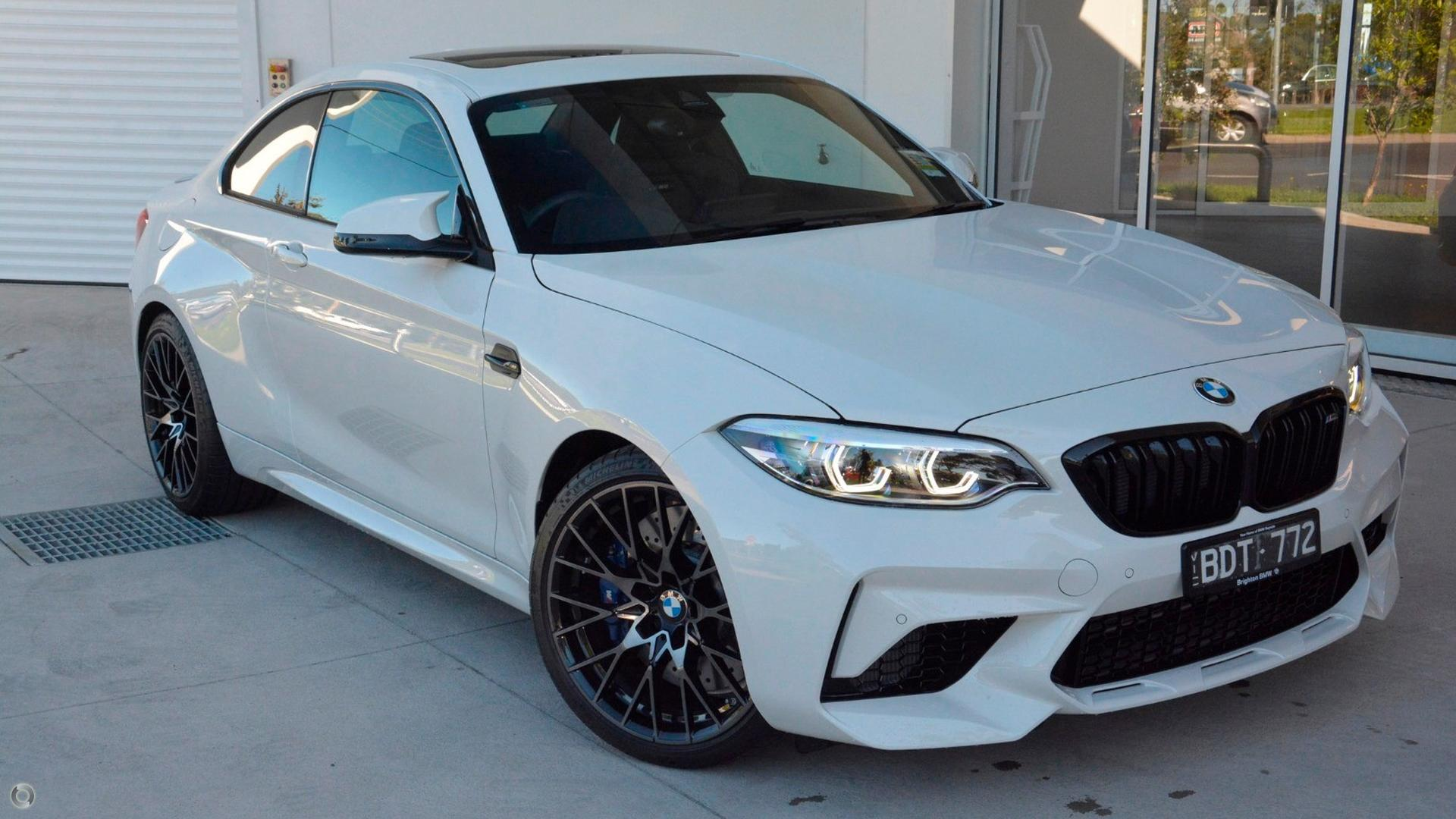 2019 BMW M2 Competition