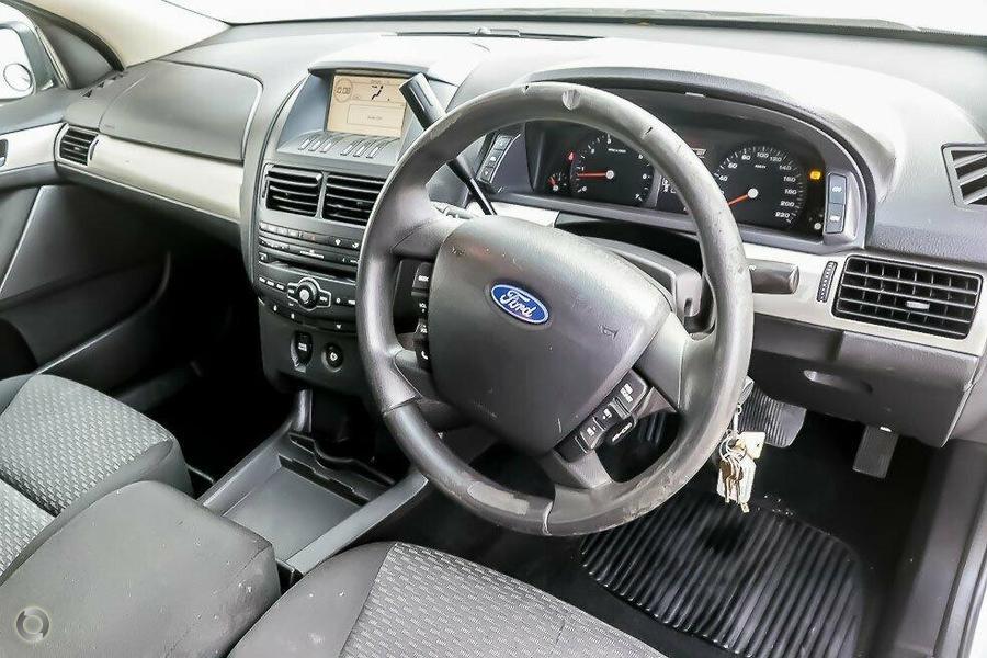 2010 Ford Falcon Ute  FG